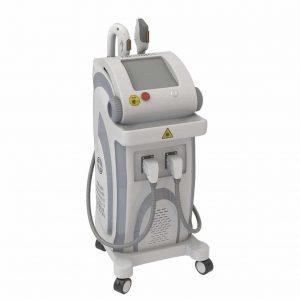دستگاه لیزر موهای زائد بدن IPL SHR مدل Medilite 3- دارای ( 3Hand piece)