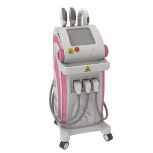 دستگاه لیزر موهای زائد بدن IPL SHR مدل Medilite 5- دارای ( 4Hand piece )