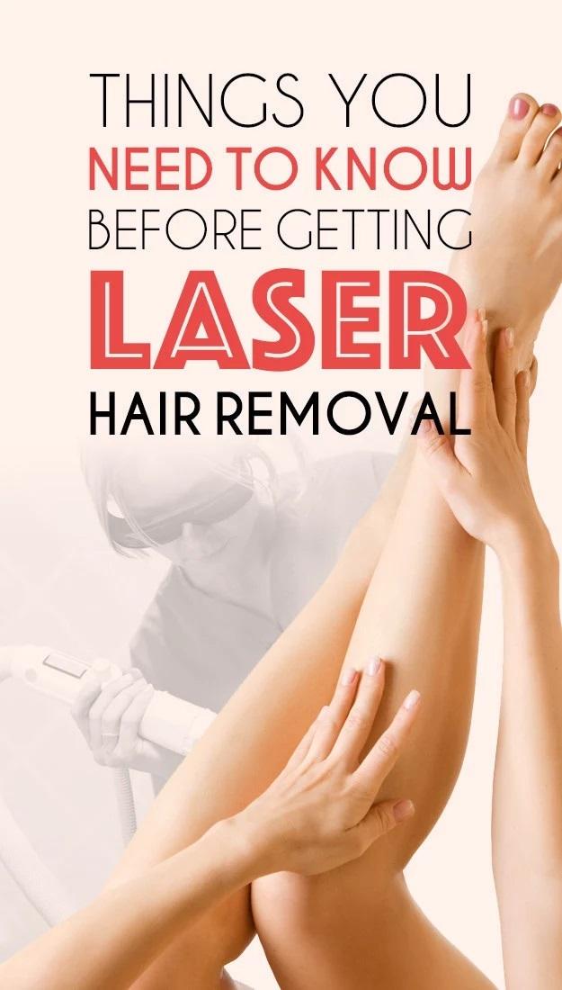 ده نکته که در مورد عمل لیزر موهای زائد باید بدانید