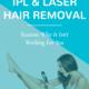 هشت دلیل برای عدم کارکرد دستگاههای خانگی لیزر برای رفع موهای زائد