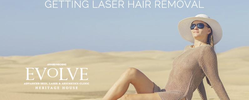 ده نکته که باید قبل از استفاده از دستگاه لیزر برای رفع موهای زائد به آن توجه کنید