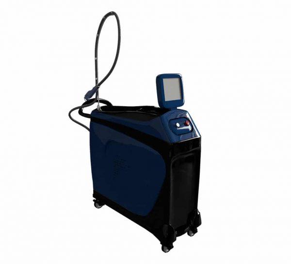 دستگاه لیزر موهای زائد بدن ND YAG Laser