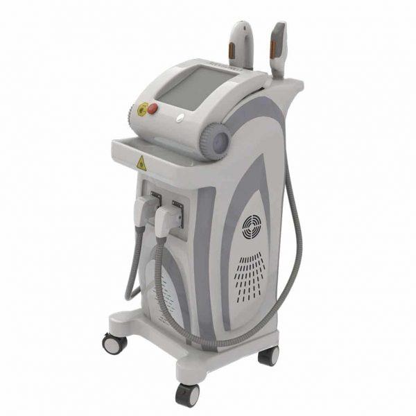 دستگاه لیزر IPL SHR مدل Medilite 3- دارای ( 3Hand piece)