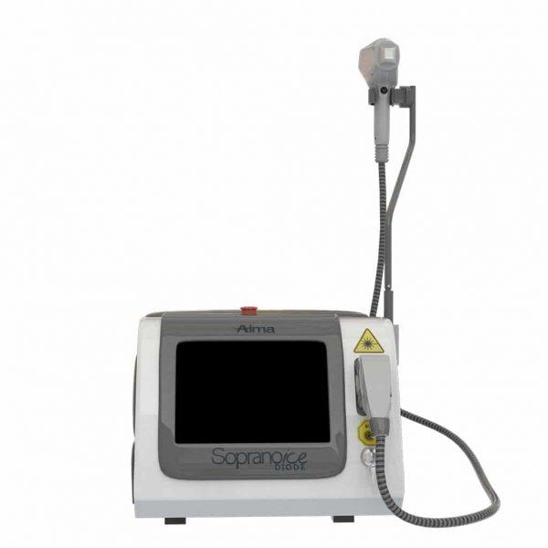دستگاه لیزر دایود Diode Alma (قابل حمل)